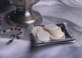 Catholics restrict non-Catholics from receiving communion.