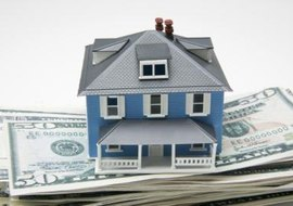 Home equity loans can be repaid at settlement.