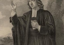 Anglican minister John Wesley ordained the first Methodist ministers.