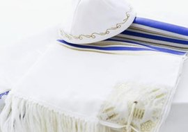 Pious Orthodox male Jews are expected to wear a yarmulke in public.