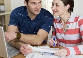 Married couples can often save money with a joint tax return.