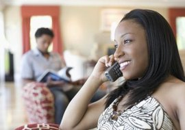 Finding a reliable home phone service provider can help to reduce dependence on your cell phone.