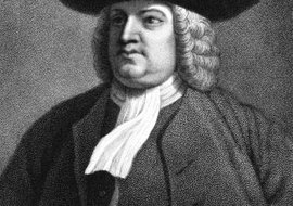 William Penn, who founded Pennsylvania, is one of the most famous Quakers.