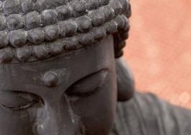Buddhist practice is designed to free one from suffering, leading to peace.