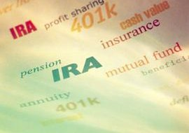 A transfer from a traditional to Roth IRA can be unwound with recharacterization.