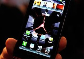 Reformat your Droid Razr before you sell or get rid of it.