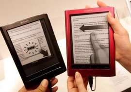 Sony to Kindle transfers can be tricky.