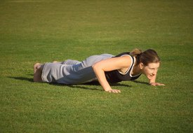 What Are the Benefits of Wide Pushups?