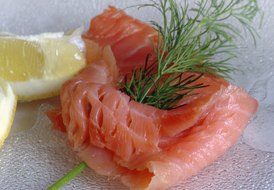 Smoked Salmon Health Benefits