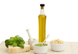 Basil Pesto Nutrition