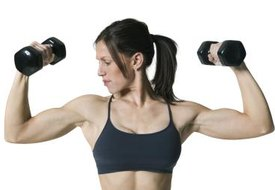 The Fastest Way to Get Ripped With Dumbbells