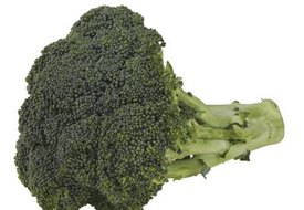 Nutrition in Broccoli