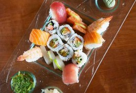 Can You Lose Weight Eating Sushi?