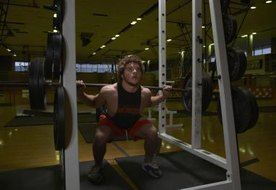 Deadlifts vs. Squats for the Hamstrings