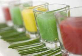 Nutritional Value of Vegetable Smoothies