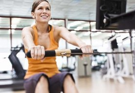 What Muscles Does the Row Machine Work?