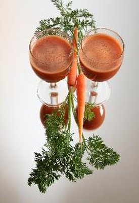 Vegetable Juice Benefits