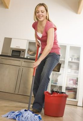 How Many Calories Does Housework Burn?