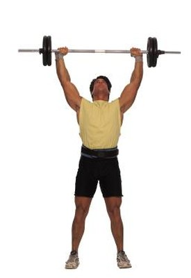 Thruster Exercises