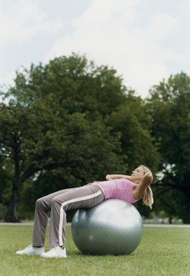 Stability Ball Sit-ups Pros & Cons