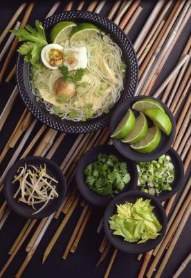 Nutrition for Rice Noodles