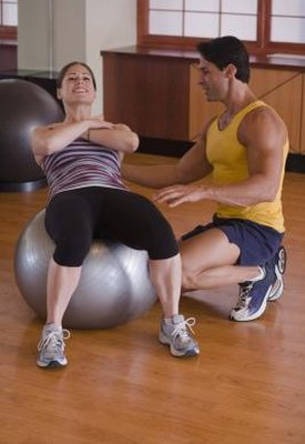 What Are the Duties of a Fitness Trainer?