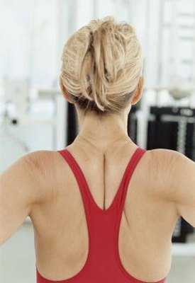 Stretches of the Lower Trapezius Muscle