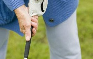 How to Properly Align a Golf Club Grip on a Shaft