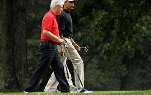 What President Was an Avid Golfer?