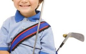 How to Measure Length for Children's Golf Clubs