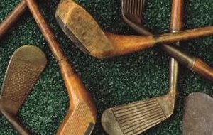 Wood Used for Making Golf Clubs