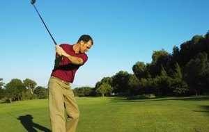 How to Do a Full Shoulder Turn During the Back Swing