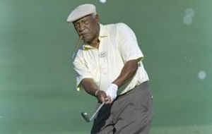 The First Black Golfer in the PGA