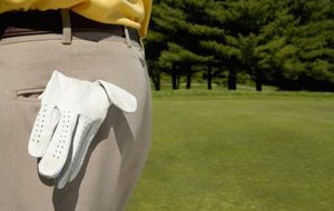 How to Care for a Golf Glove
