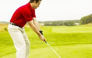 Causes of a Low Drive in Golf