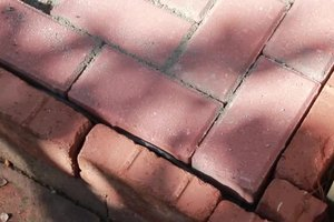 How to Landscape With Brick Pavers