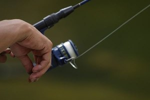 How to Fix a Fishing Reel That Won't Reel In