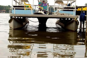 How to Dock a Pontoon Boat