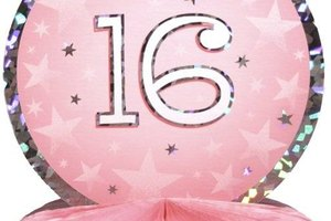 How Does a 16th Birthday Party Differ From Other Birthdays?