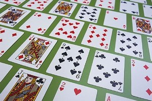 How to Solve Basic Probability Problems Involving a Deck of Cards