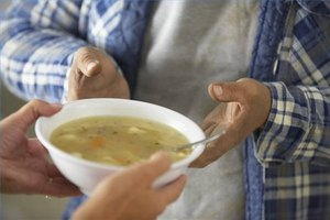 How Does a Soup Kitchen Make Money?