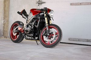 Make Your Motorcycle a Streetfighter