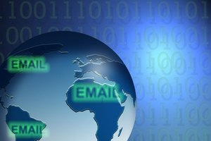 Hide your IP Address in an email by using a proxy.