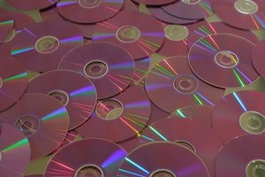 BIN is a virtual CD image that copies a real CD.