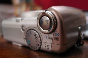 Digital cameras such as Canon's Powershot revolutionized the way people take photos.