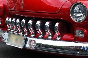Many organizations hold car show fundraisers.