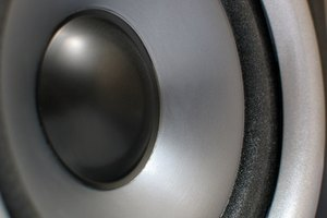 Crossovers direct low frequencies to subwoofers.