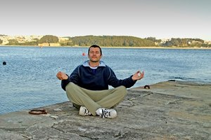 Intentional breathing is used in yoga and meditation.