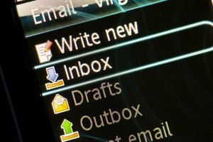 Setting up MSN in Microsoft Outlook.