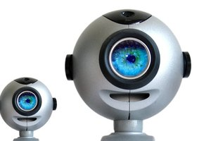 Turn your webcam into a night vision security camera.